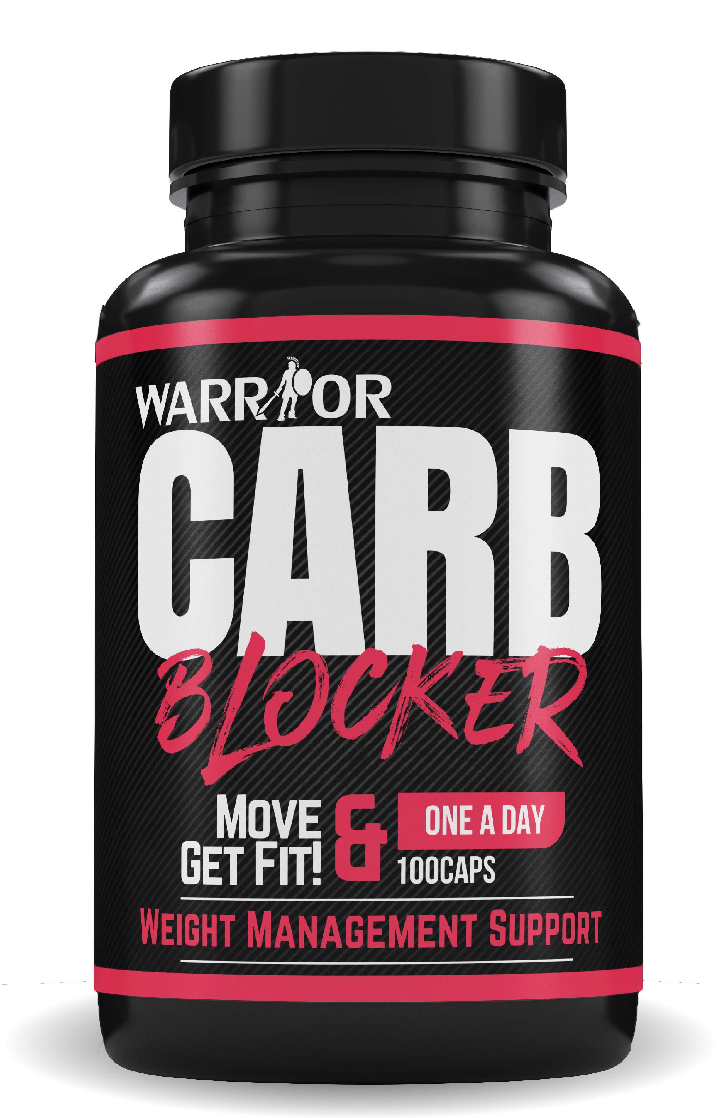 Carb Blocker Weight Loss 100 caps