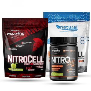 NitroCell - Preworkout Mix