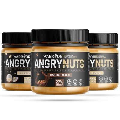 Angry Nuts - Protein Nut Butter