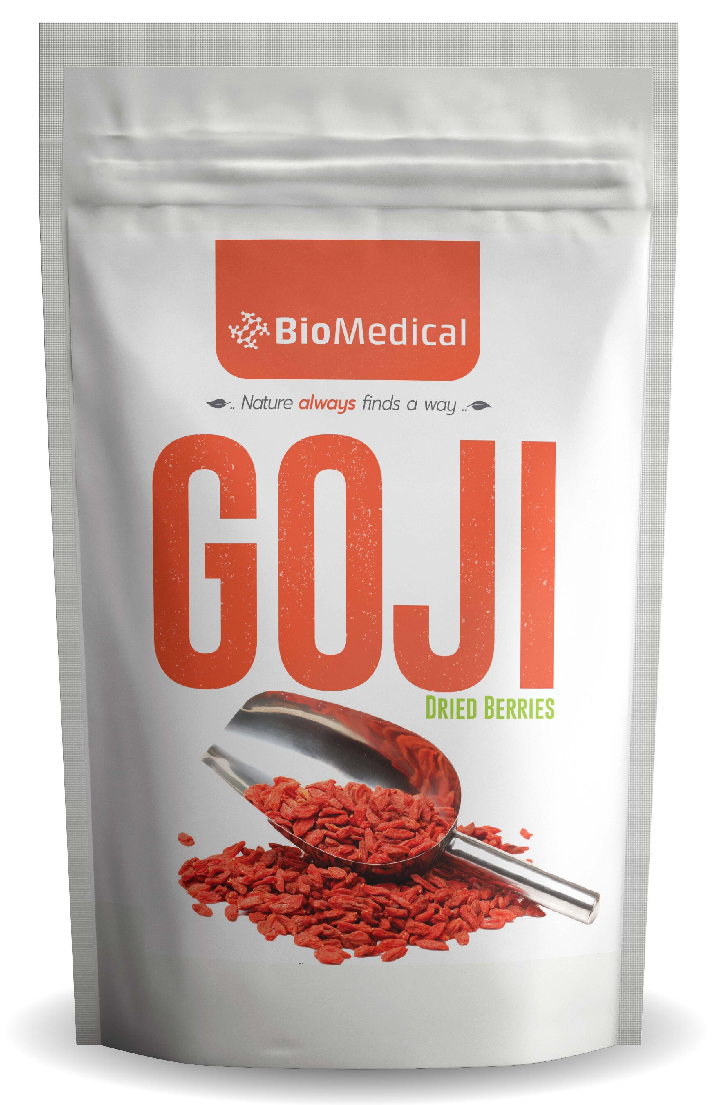 Goji - Kustovnica čínska Natural 1kg