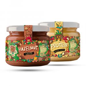 Proteínové maslá LifeLike
