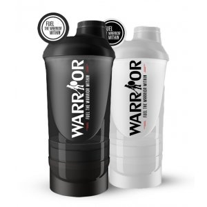 Smart Šejkr Warrior vícedílný 600ml + 350ml