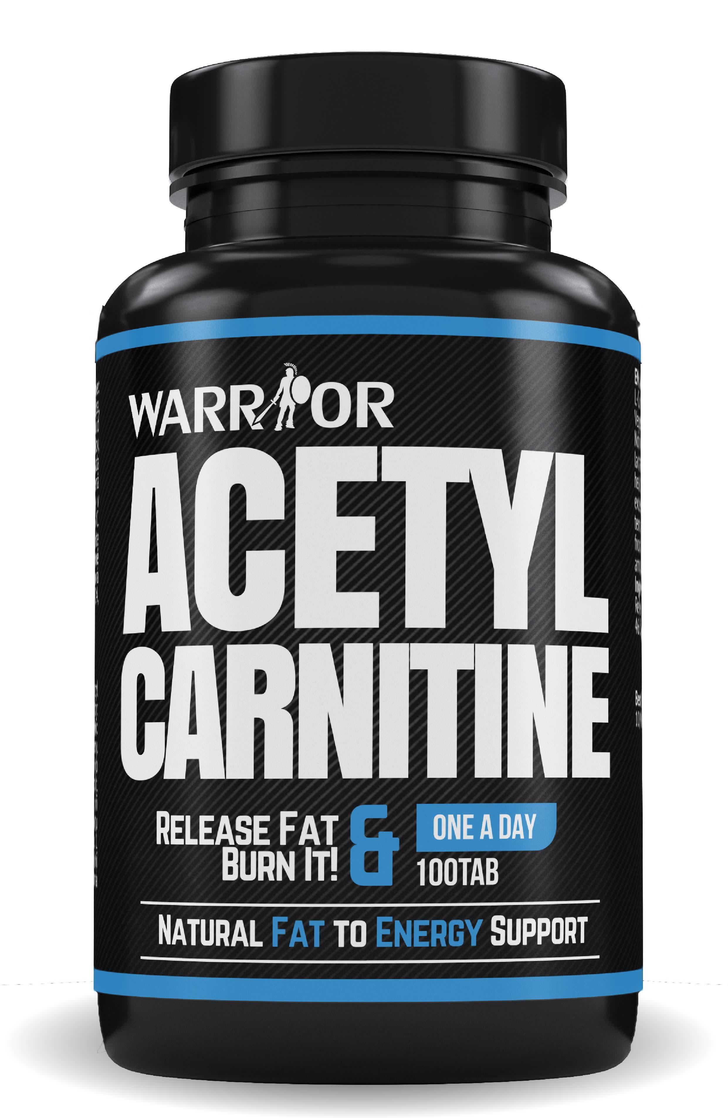 Acetyl L-Karnitín tablety 100 tab