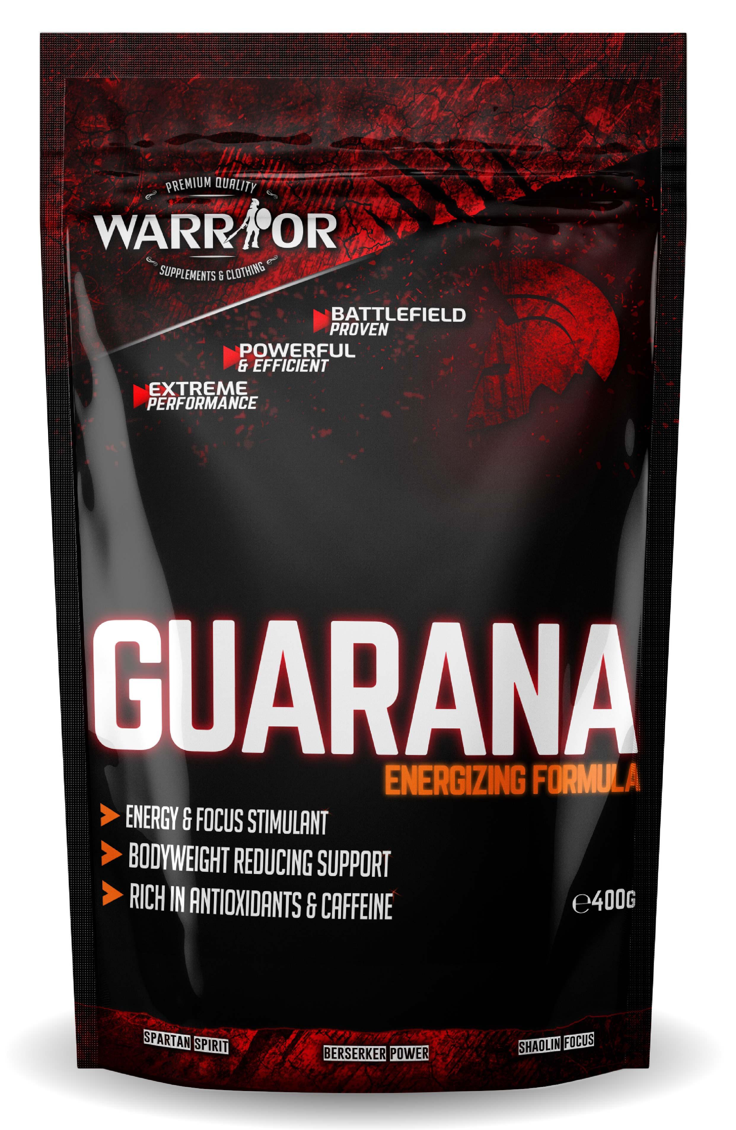 Guarana Kofeín 22% Natural 400g