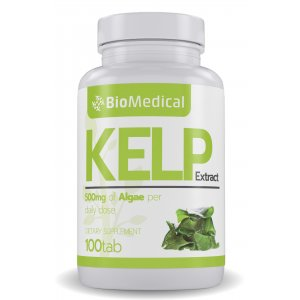Kelp Extract – Bubble Seaweed Extract