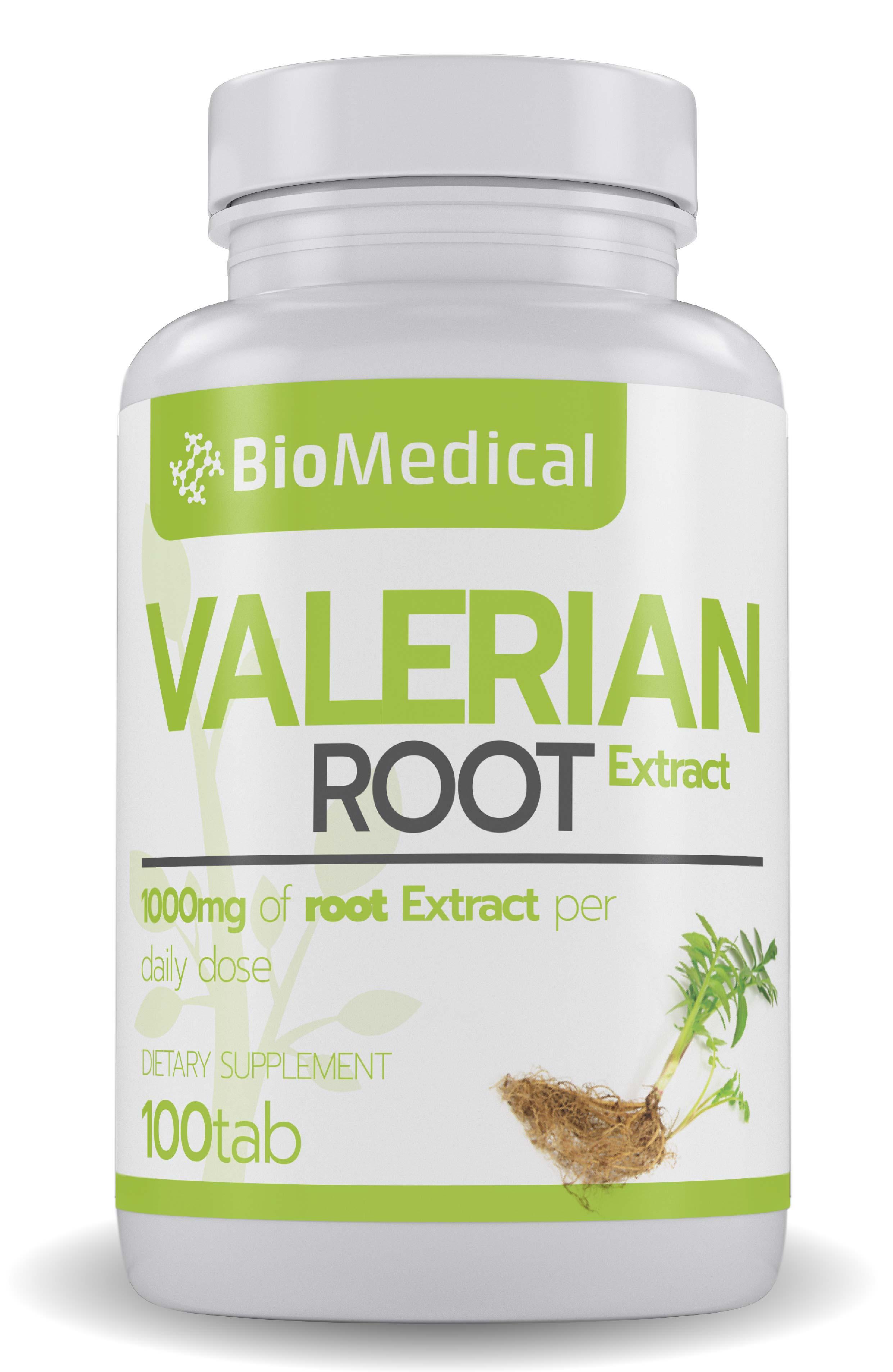 Valerian Root – Kozlík lekársky 100 tab