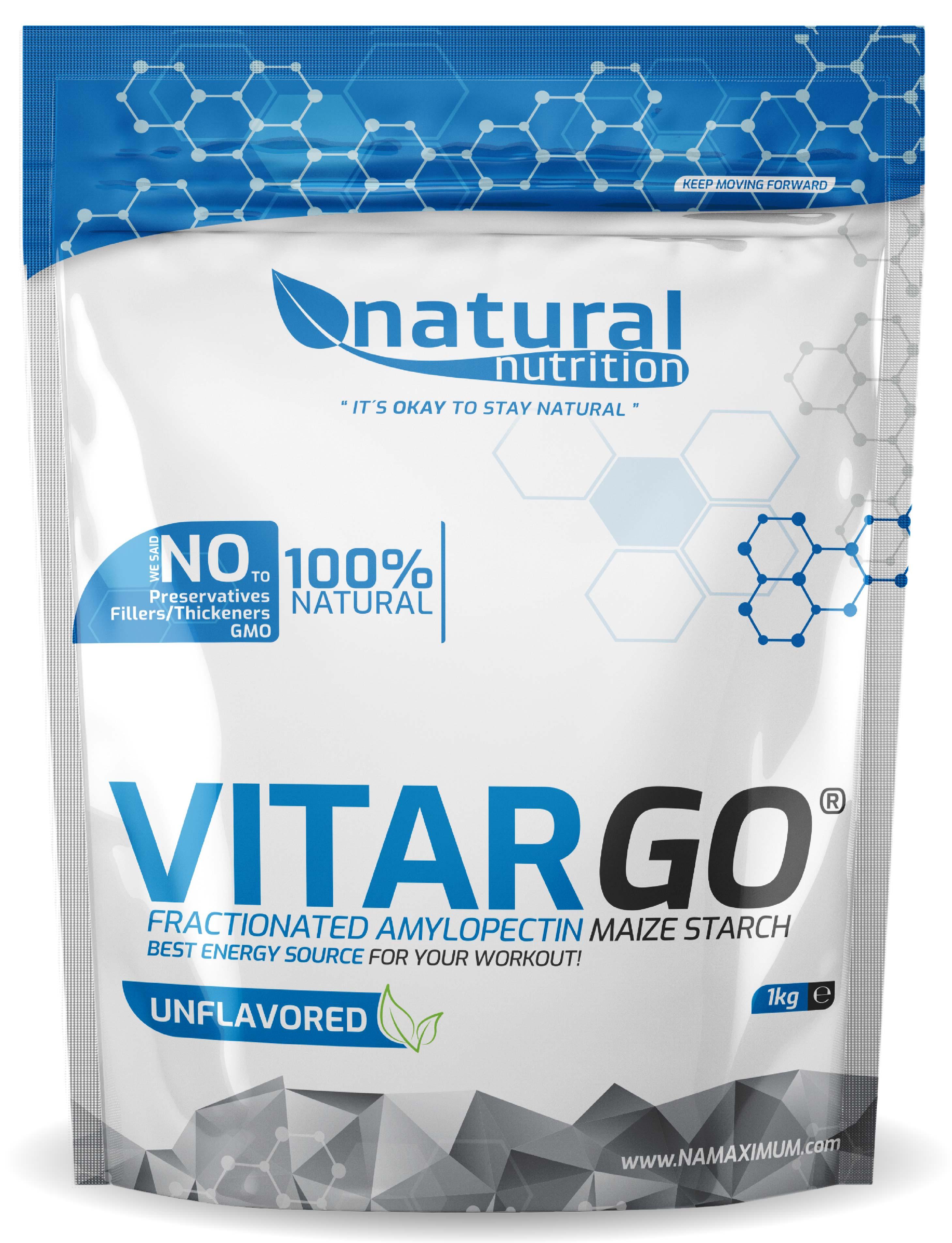 VitarGo® - Zdroj energie v prášku 500g Natural