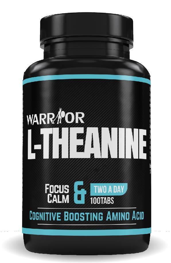 L-theanine – L-theanín tablety 100 tab
