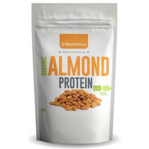 Organic Almond Protein - Bio mandlový protein