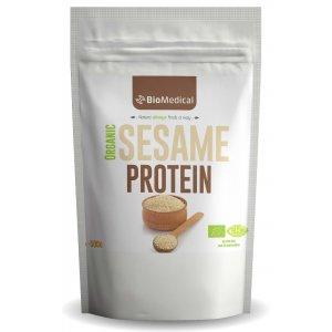 Organic Sesame Protein - Bio sezamový protein