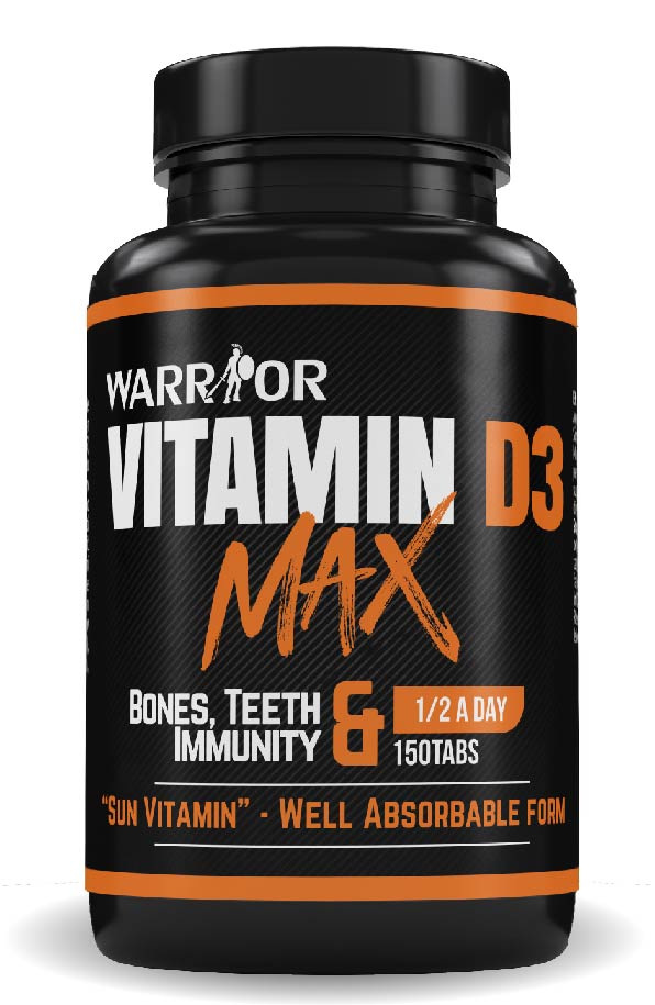 Vitamin D3 Max 150 tab