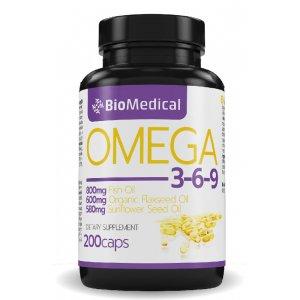 Omega 3-6-9 kapsle