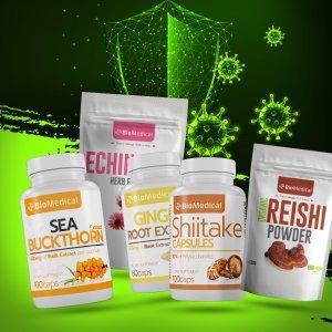 Vegan Immunity Pack +