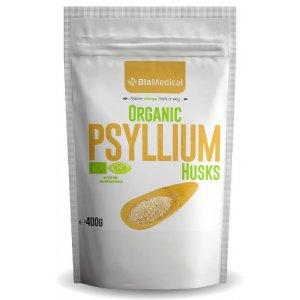 Organic Psyllium Husks - Bio psyllium slupky