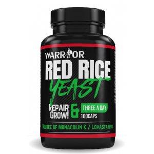 Red Yeast Rice - červená fermentovaná rýže
