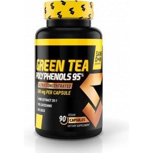 Sandow Green Tea - Zelený čaj kapsle
