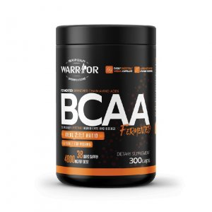 BCAA 2:1:1 Fermented Capsules