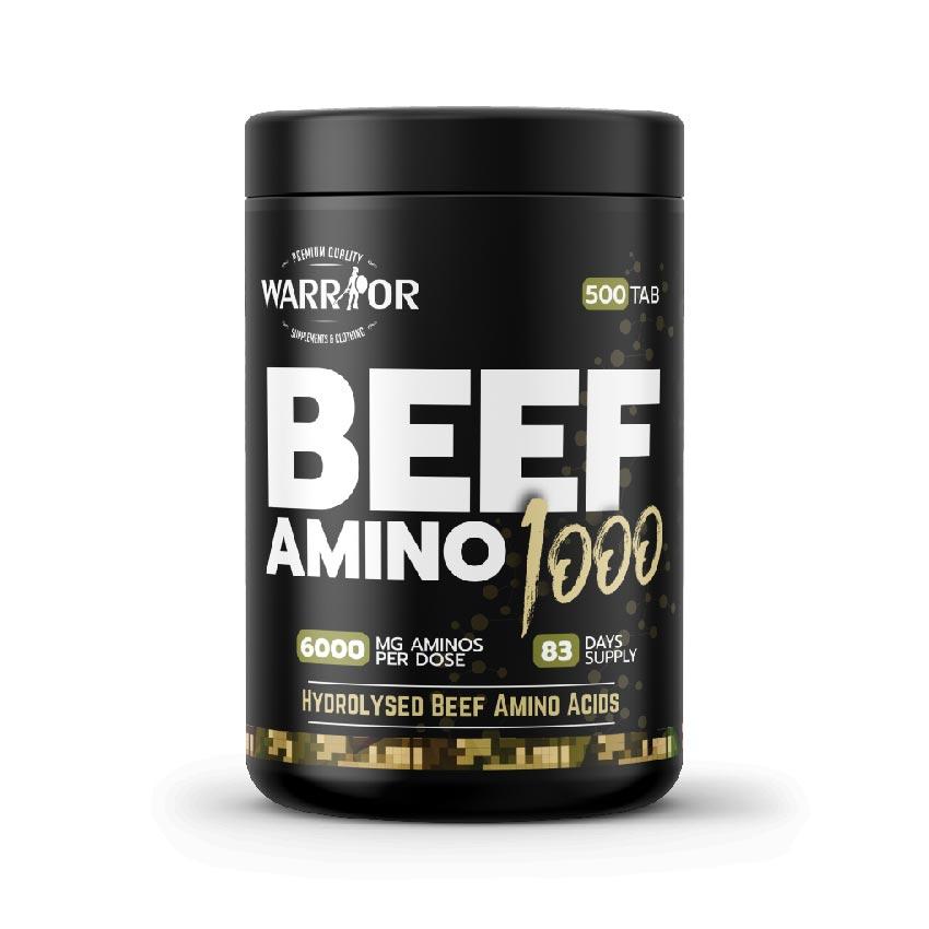 Beef Amino 1000 tablety 250 tab