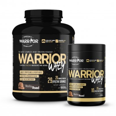 The Warrior Whey Protein