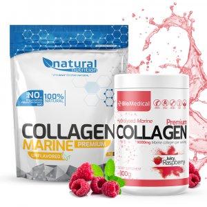 Collagen Premium - hydrolyzovaný rybací kolagén