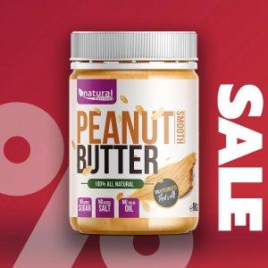 Peanut Butter - Arašidové maslo