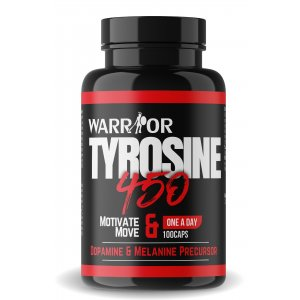 Tyrosine 500 Capsules