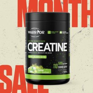 Creatine monohydrate - Kreatín monohydrát