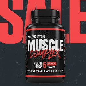 Muscle Complex – predtréningový komplex v kapsulách