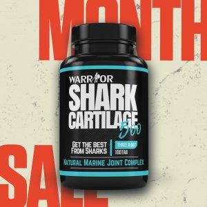 Shark Cartilage 500 - žraločia chrupavka
