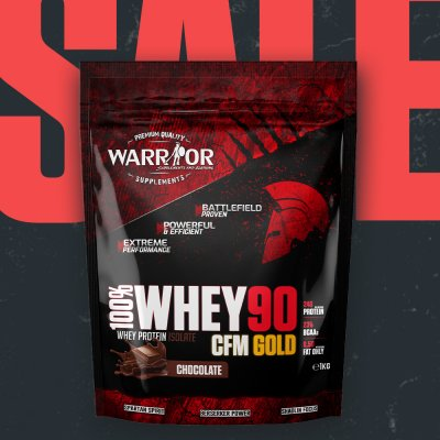 Whey 90 CFM Gold - Whey Protein Isolate
