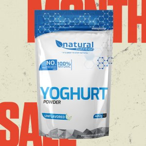 Jogurt v prášku