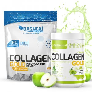 Collagen Gold - hydrolyzovaný kolagén