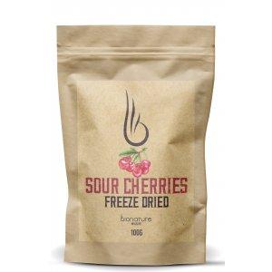 Freeze-dried cherries