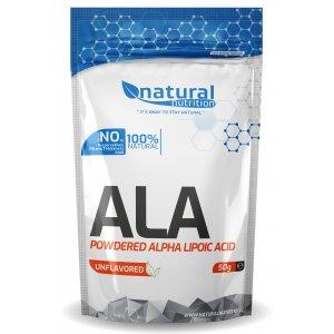 ALA - kyselina alfa-lipoová v prášku