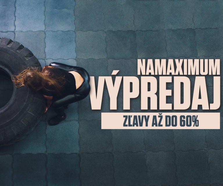 NaMaximum vypredaj oktober 2020