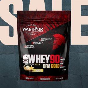 Whey 90 CFM Gold Isolate - Syrovátkový izolát