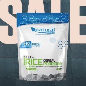 Instant Rice Porridge – Instantná ryžová kaša