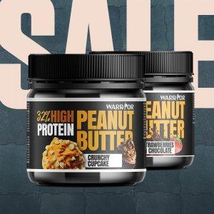 Protein Peanut Butter - arašidové maslo s proteínom
