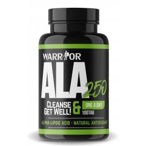 ALA -Alpha Lipolic Acid 250mg Capsules