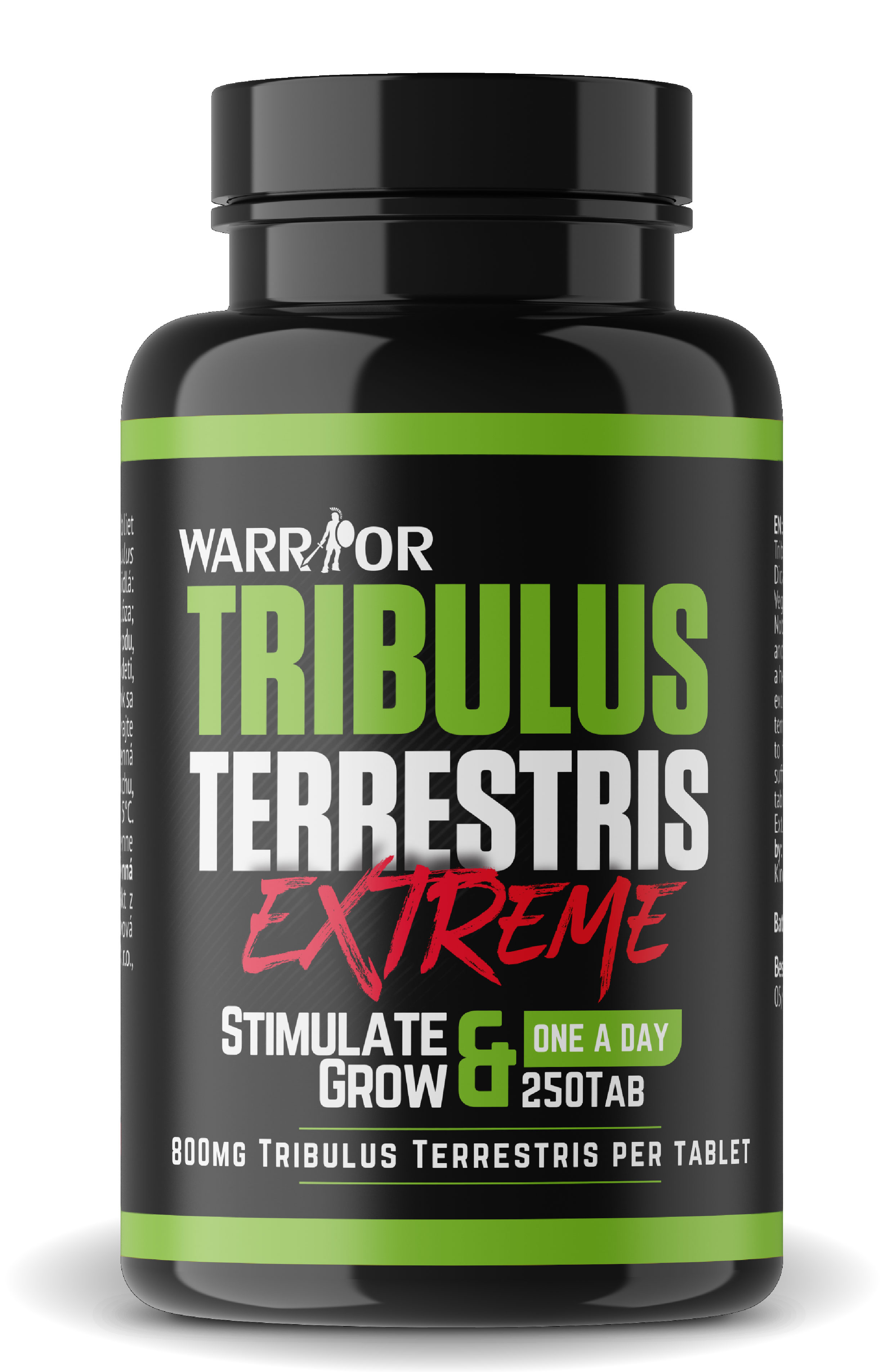 Tribulus Terrestris Extreme 90% 250 caps