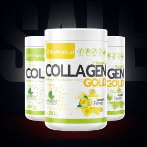 Collagen Gold - Hydrolyzed Beef Collagen