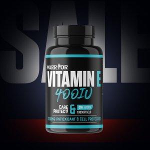 Vitamín E 400IU