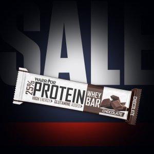 Warrior Energy Protein Bar  - proteínová tyčinka