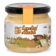 Orieškové maslá Lucky Alvin 330g Lieskovce/Biela čokoláda, Kakaové bôby