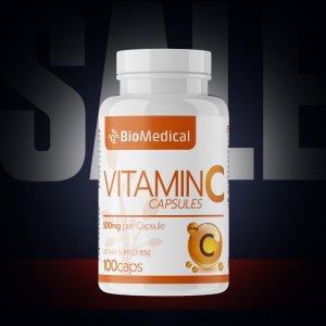 Vitamin C 500 – kapsuly