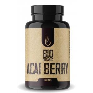 Bio Acai Berry vegetáriánus kapszula