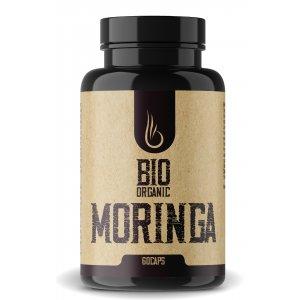 Bio Moringa vegetariánske kapsuly