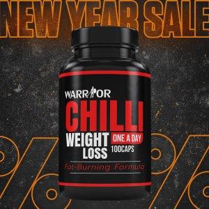 Chili Weight Loss - spaľovač tukov
