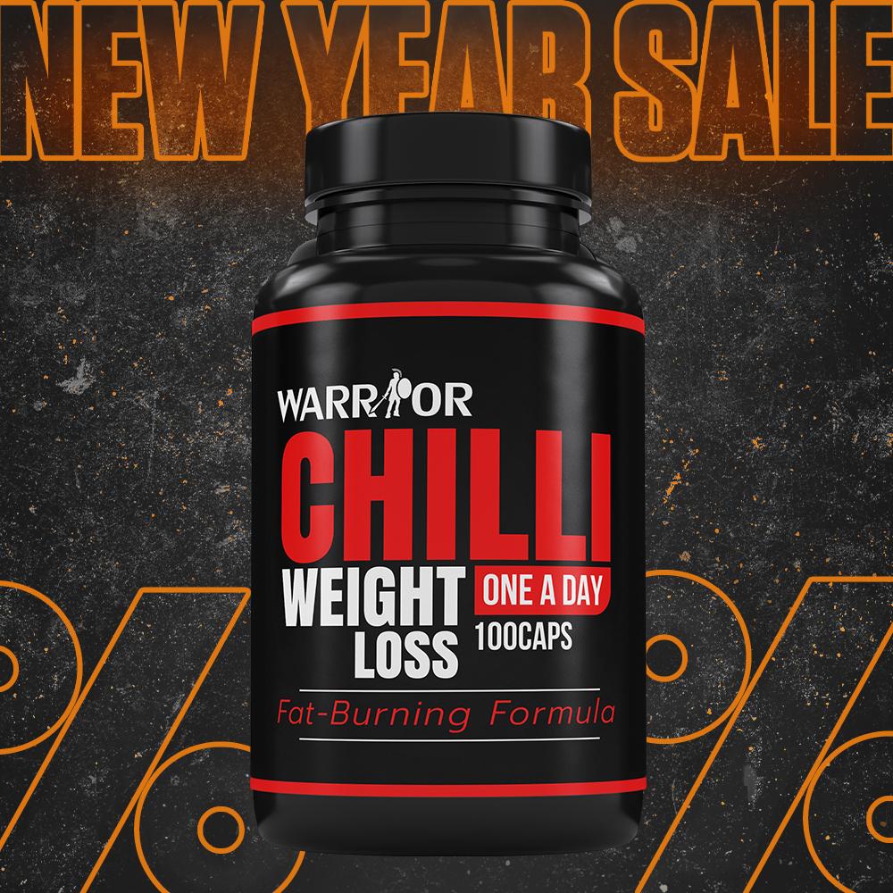 Chili Weight Loss - spalovač tuků 100 caps