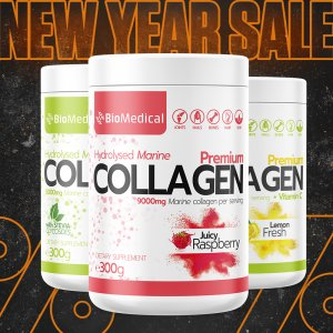 Collagen Premium Marine - Hydrolyzed Fish Collagen